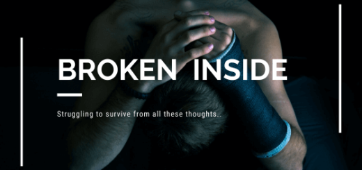 Broken inside quotes